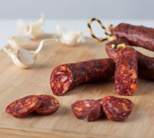 IBERIAN ACORN-FED STRINGED CHORIZO